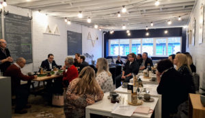 Frodsham for Business networking events