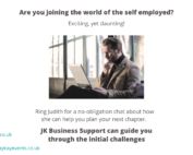 self employed support